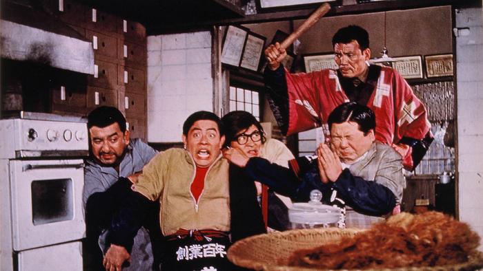 写真:映画「ミヨちゃんのためなら全員集合!!」【未DVD化作品】