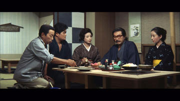 映画「喜劇 駅前天神」