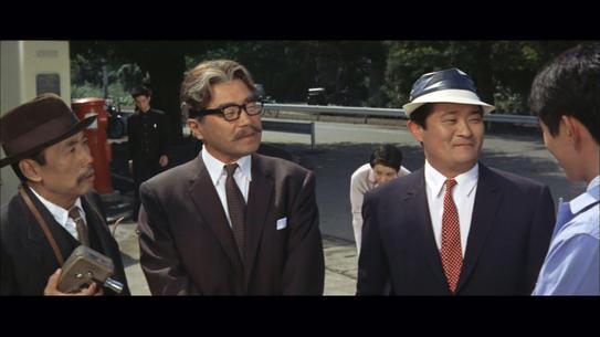 映画「喜劇 駅前大学」【未DVD化作品】