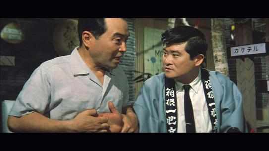 映画「喜劇 駅前番頭」【未DVD作品】