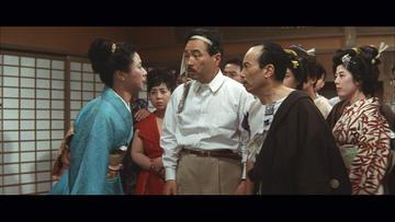 映画「喜劇 駅前怪談」【未DVD化作品】