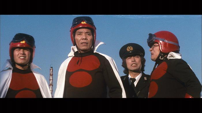 写真:映画「正義だ!味方だ!全員集合!!」【HD初放送&未DVD化作品】