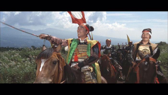 写真:映画「ホラ吹き太閤記」