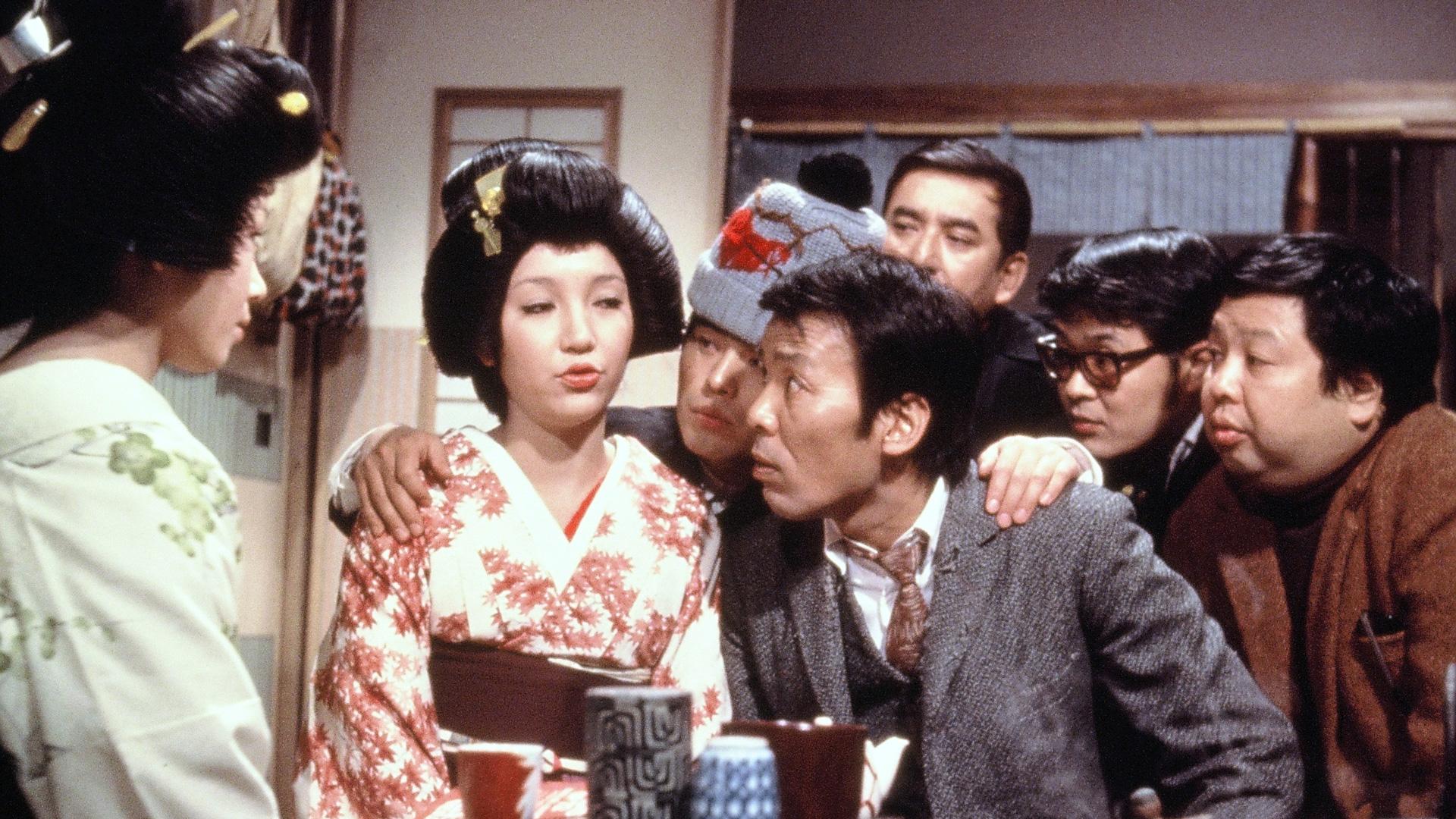 映画「大事件だよ全員集合!!」【HD初放送&未DVD化作品】
