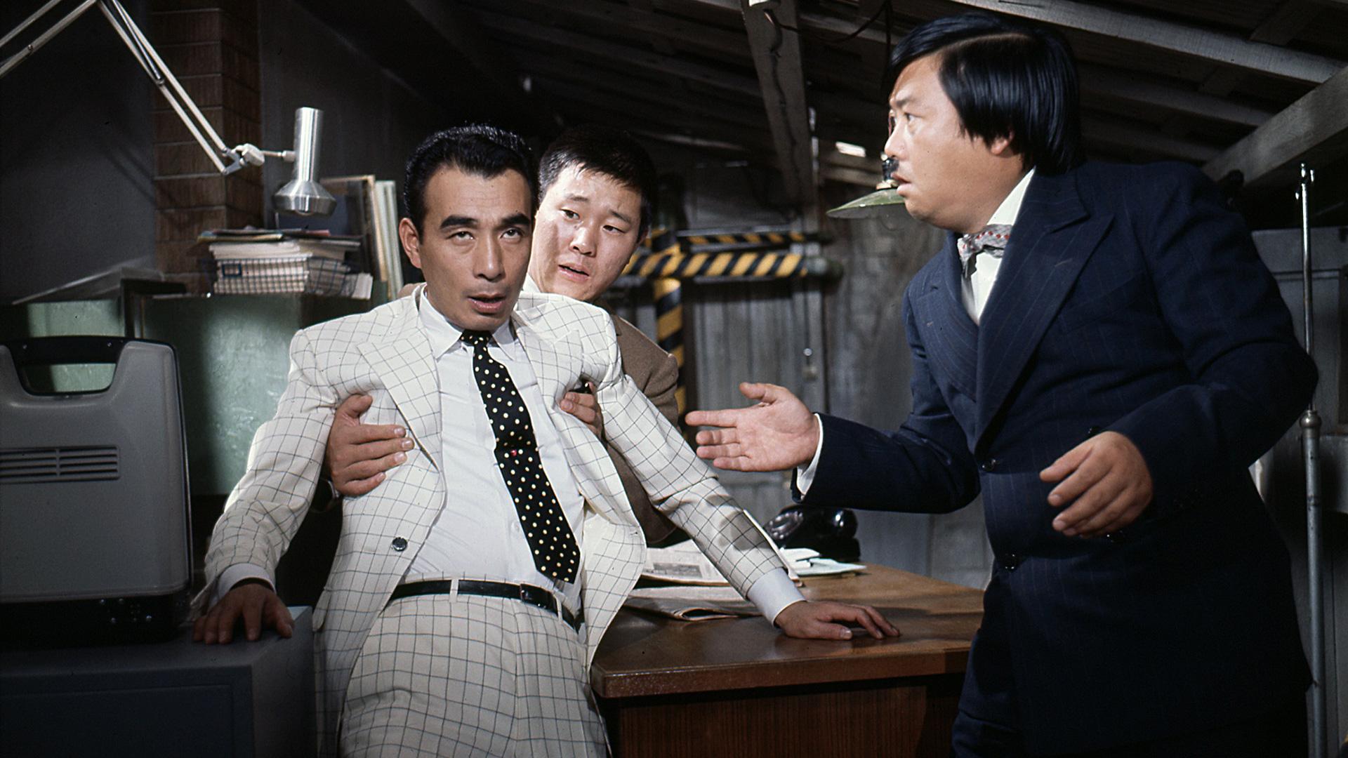映画「日本一の断絶男」