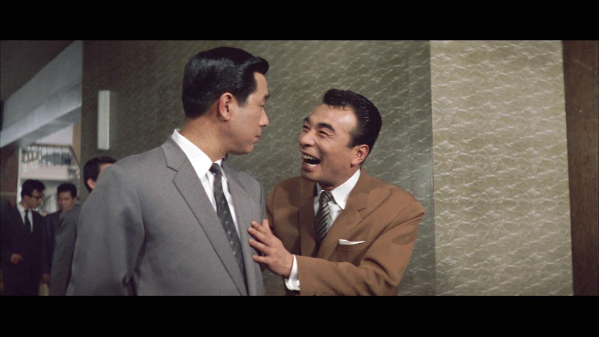映画「日本一のゴマすり男」
