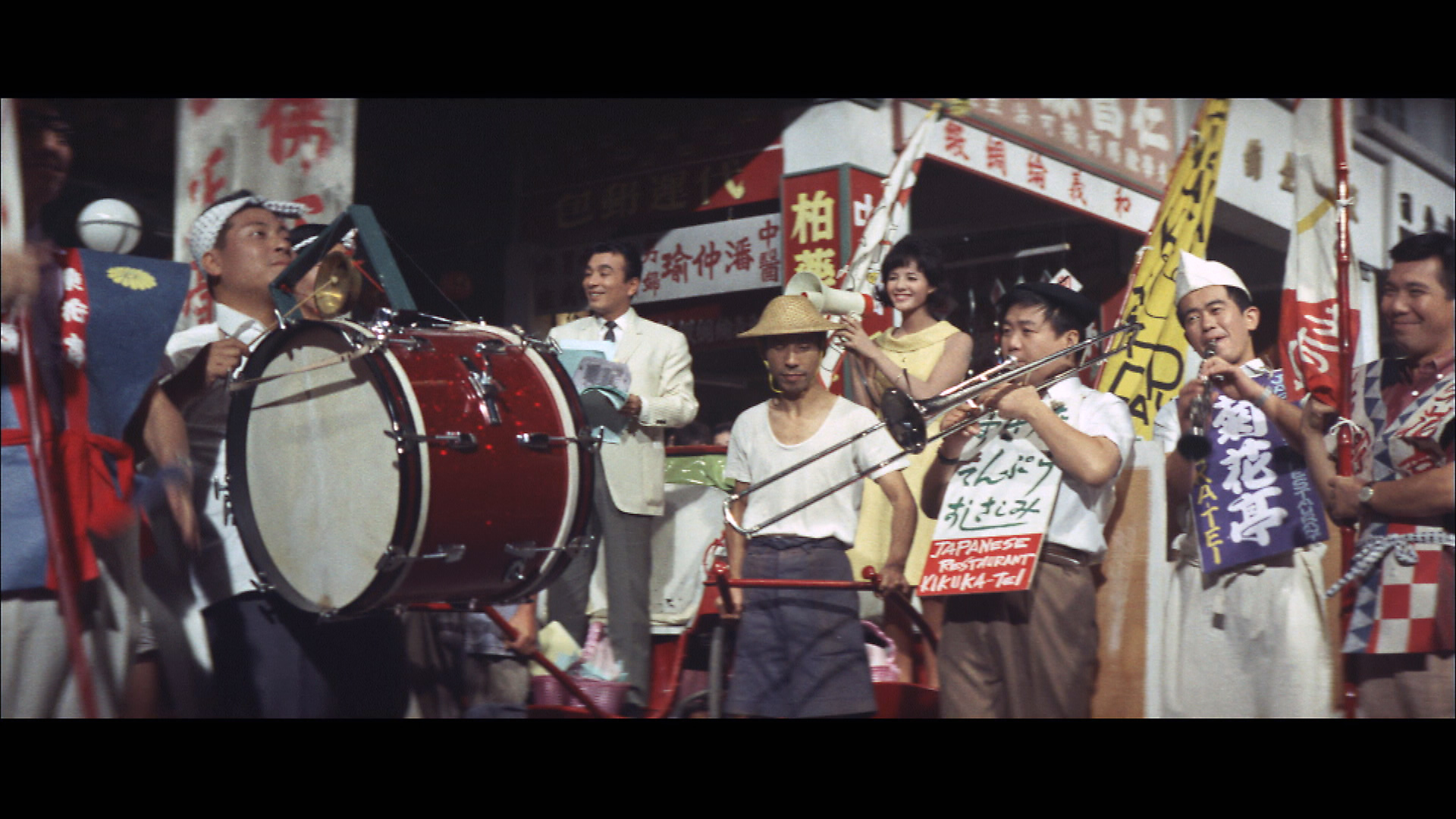 映画「香港クレージー作戦」【無料BS初放送】