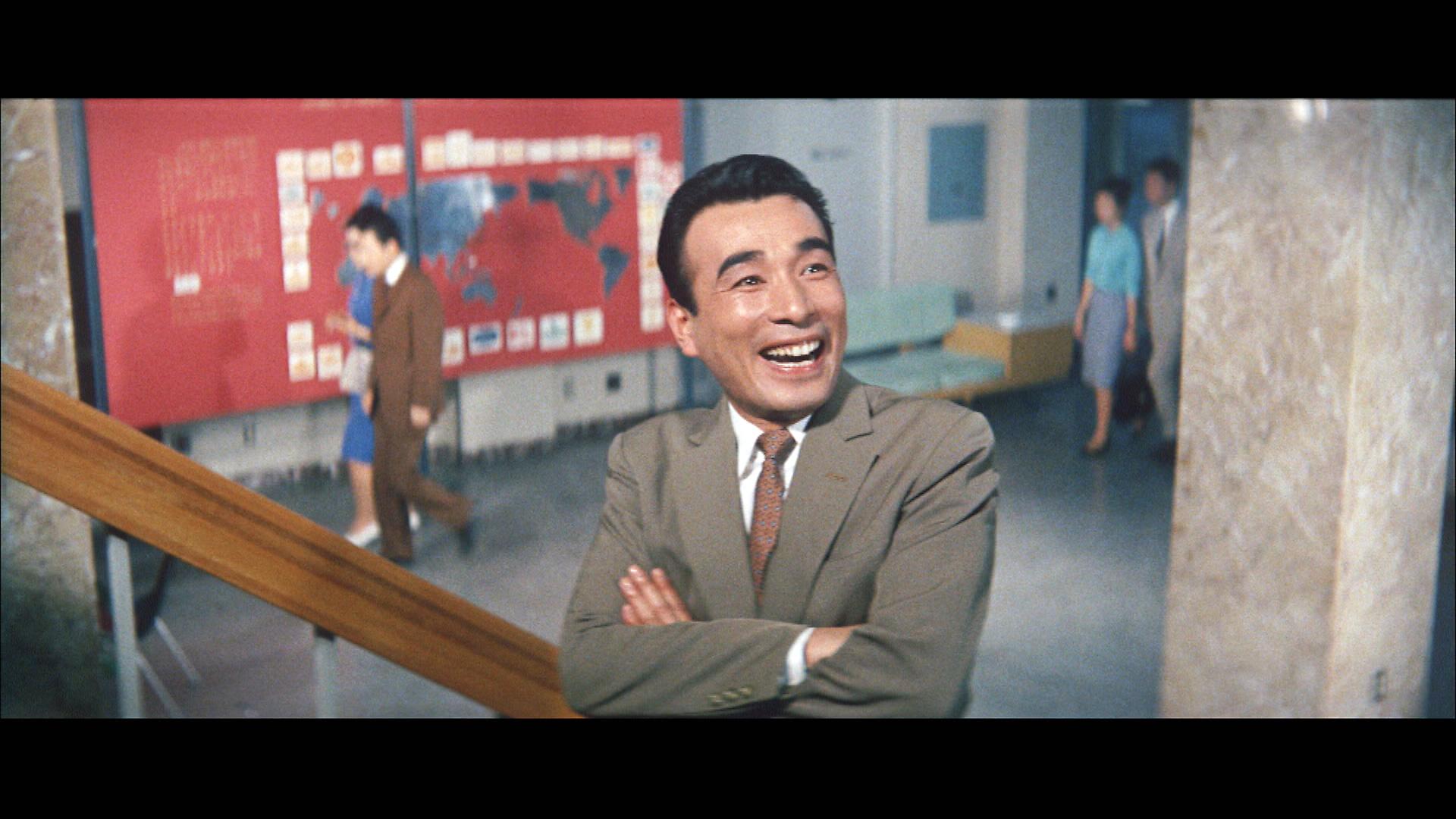 映画「日本一のホラ吹き男」