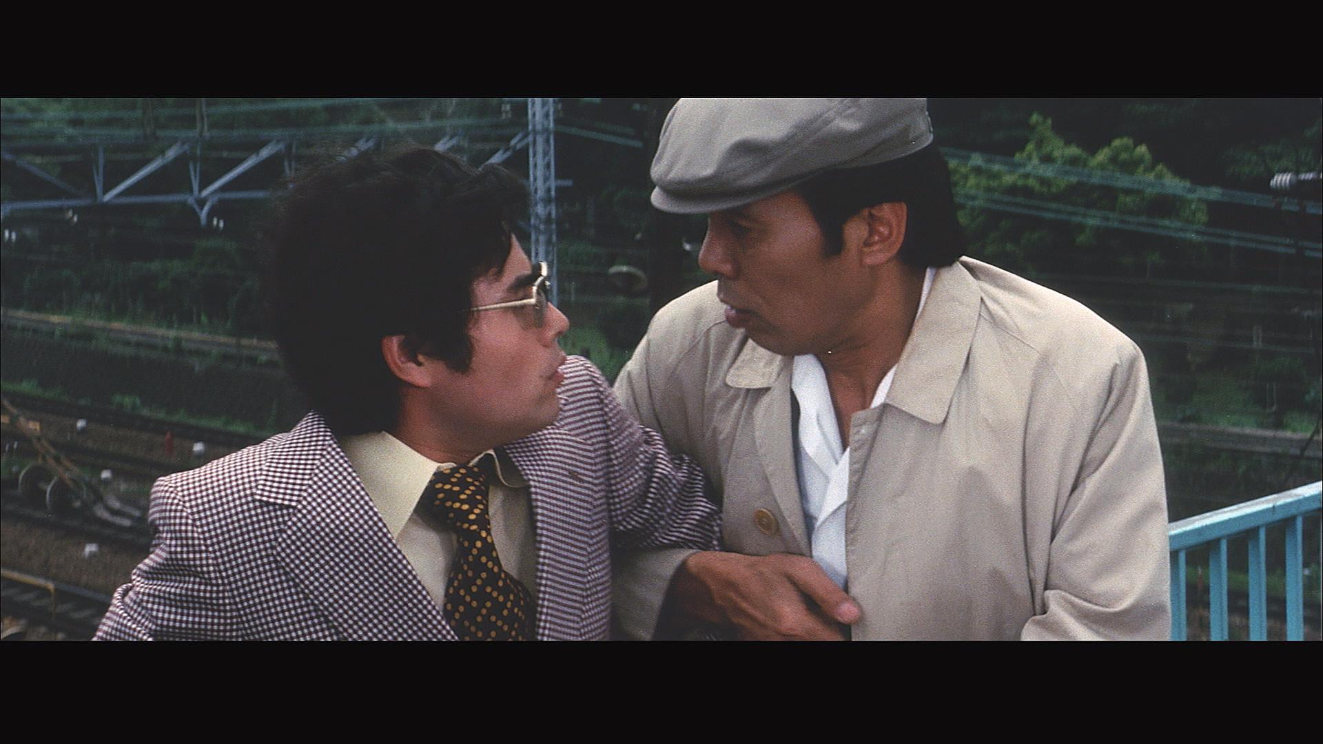 映画「ザ・ドリフターズのカモだ!!御用だ!!」【未DVD化作品】