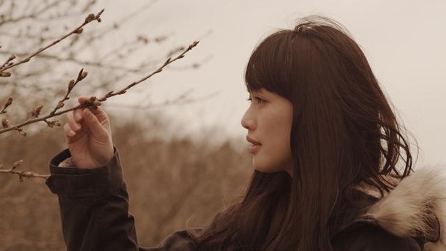 映画「桜並木の満開の下に」