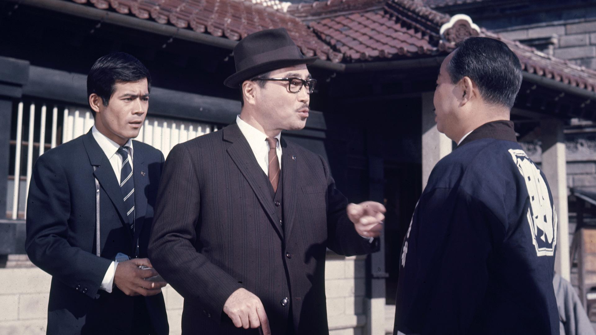映画「社長繁盛記」