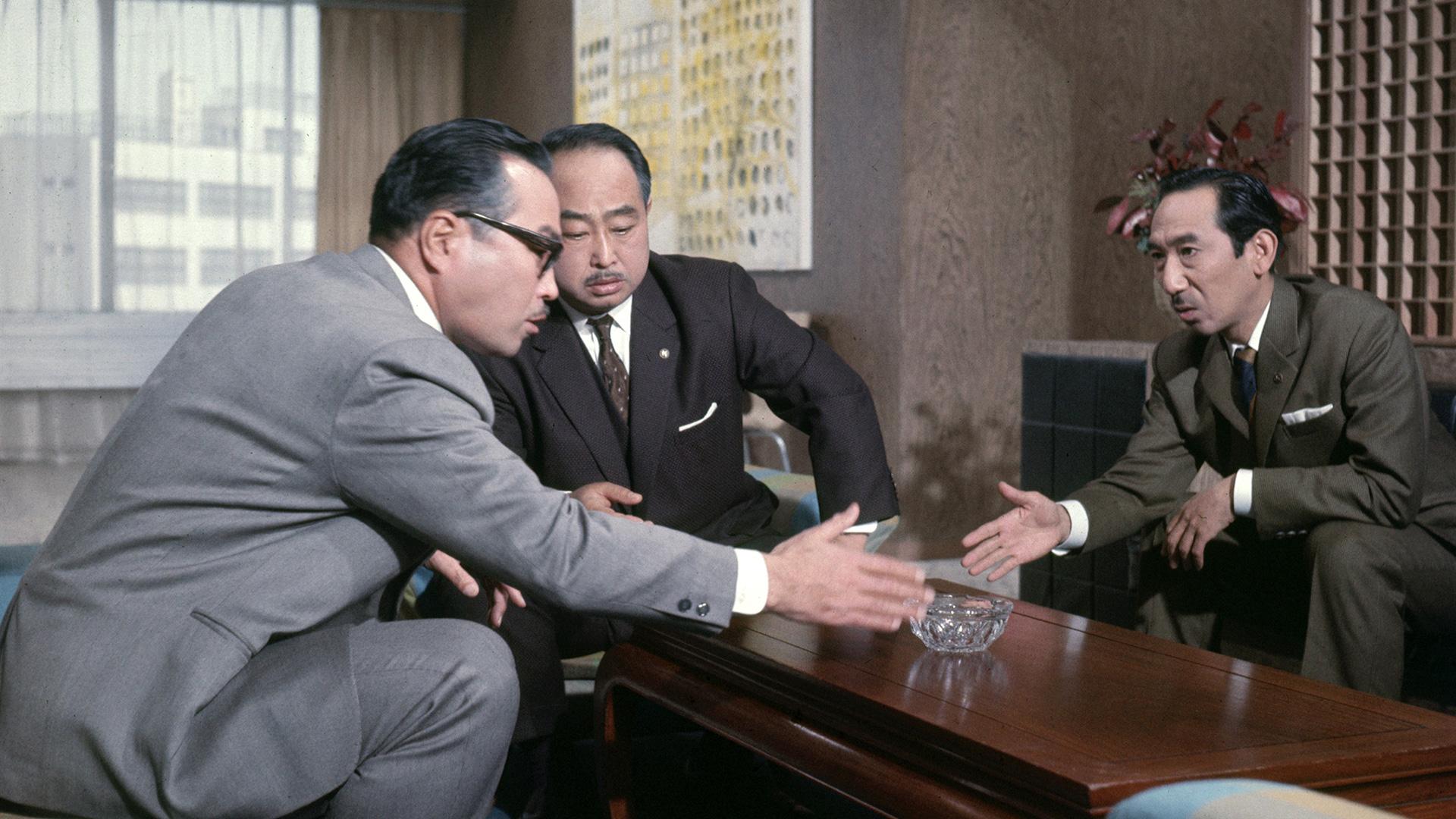 映画「続・社長行状記」