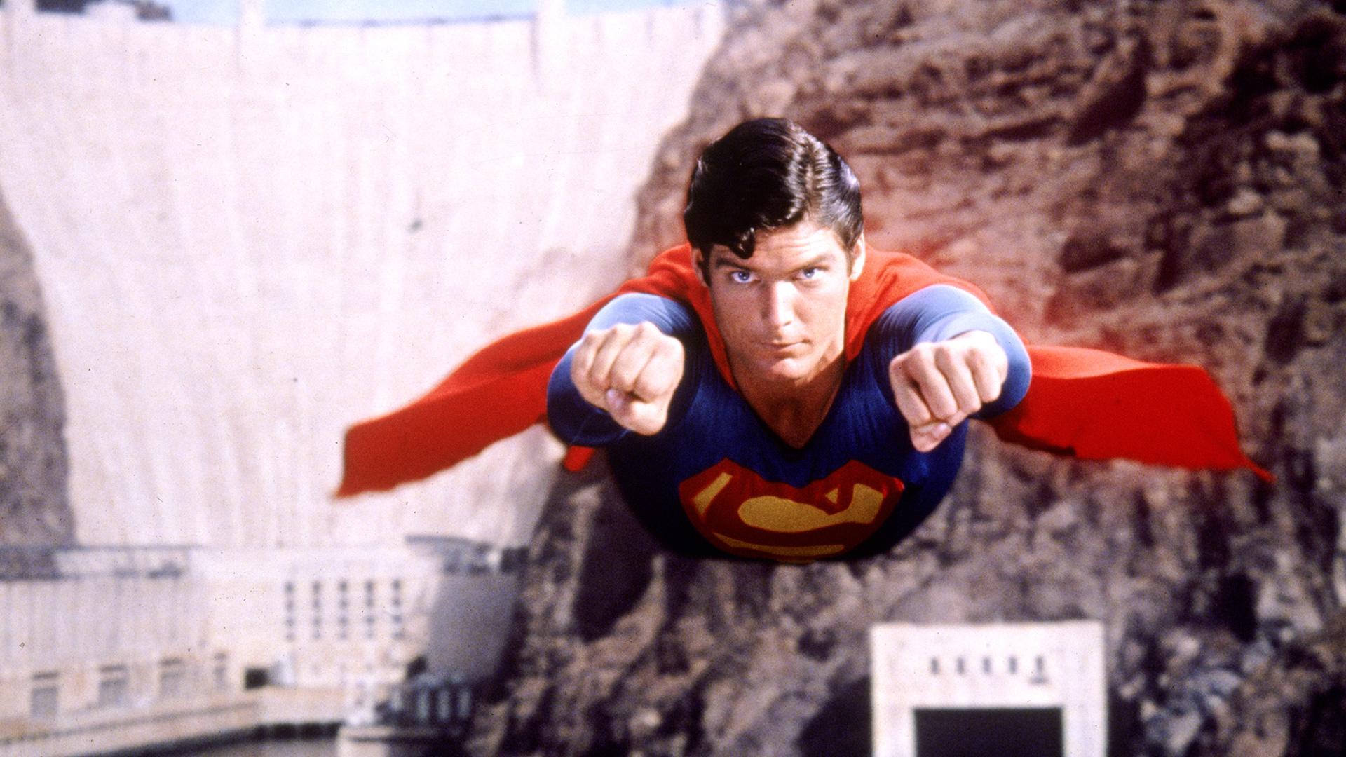 写真:スーパーマン<二か国語>