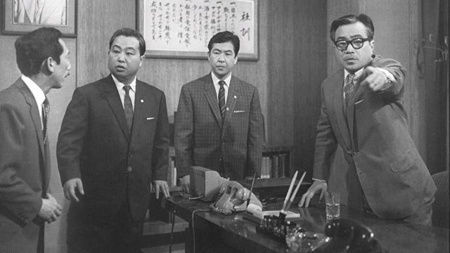 映画「続・社長道中記」