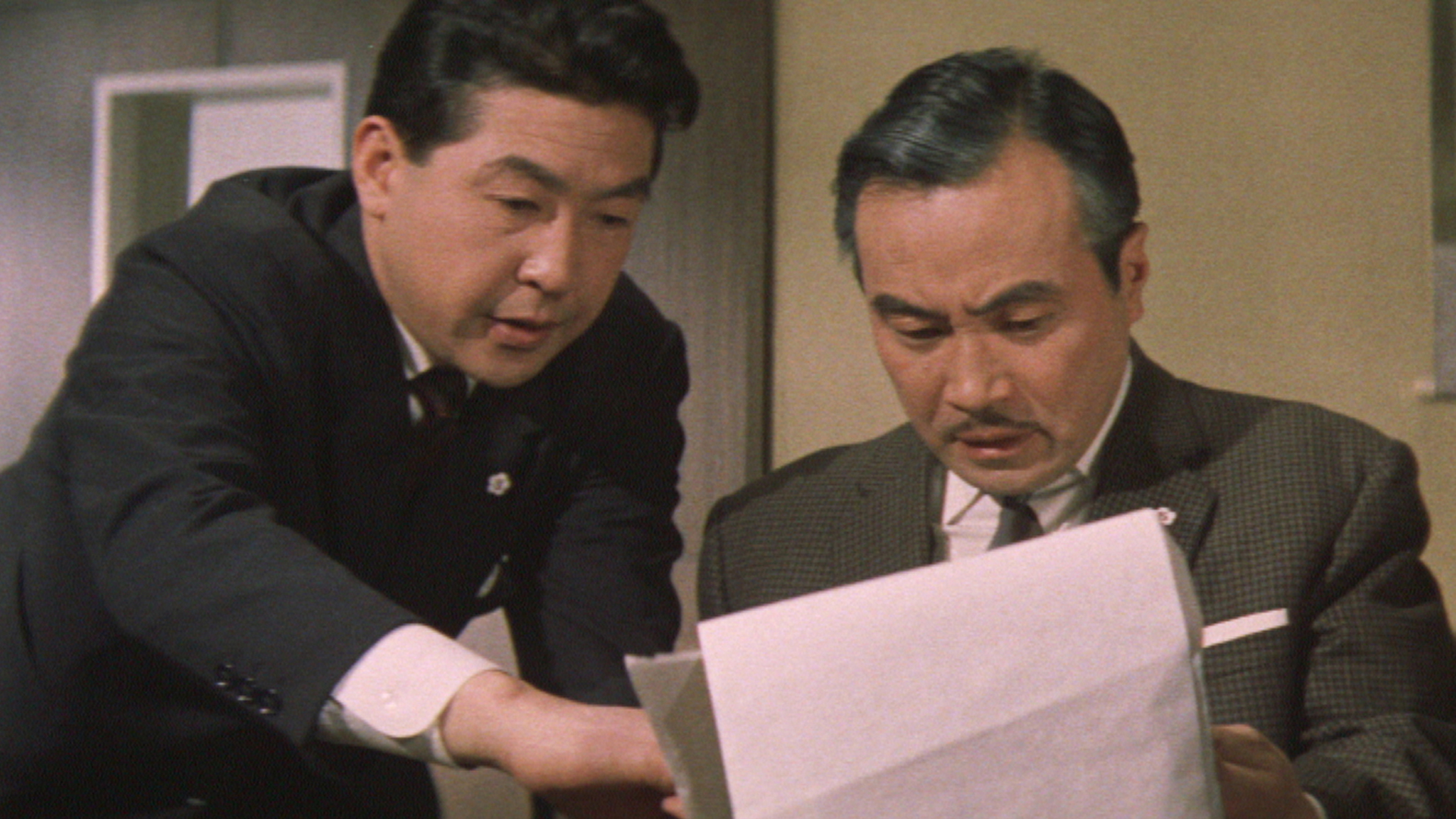 写真:映画「社長洋行記」