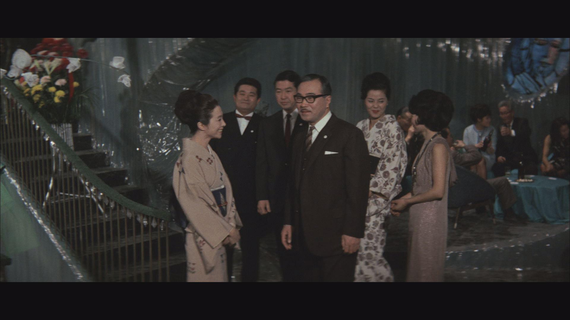 映画「続・社長忍法帖」