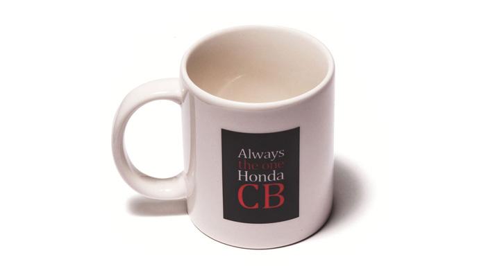 CBオリジナルマグカップ