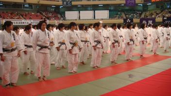 平成21年度全日本学生柔道優勝大会