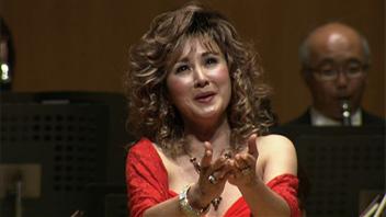 ソプラノ歌手松井菜穂子が見た中国<br>~歌声は海をこえて~