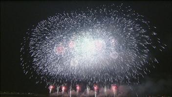 日本一!長岡の大花火~平和と復興を祈る二万発~