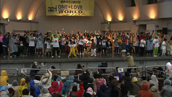 ONE+LOVE WORLD2009