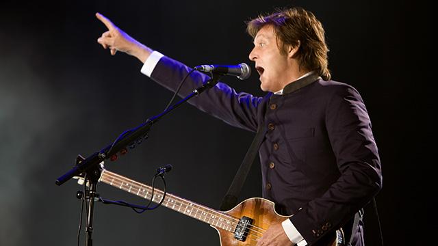 ザ・ビートルズ来日50周年SP<br>~ポール・マッカートニー NYコンサート~