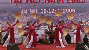 JAPAN WEEK 日本さくら祭り in Vietnam 2009