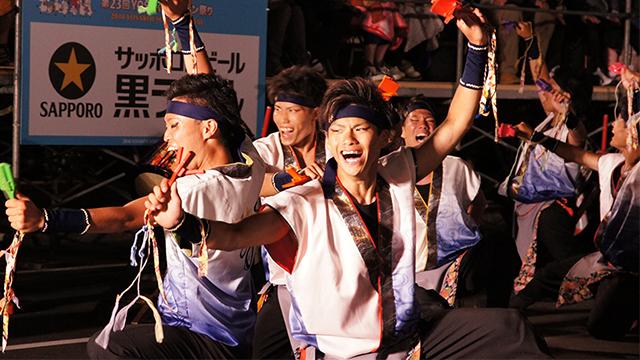 第24回YOSAKOIソーラン祭り中継