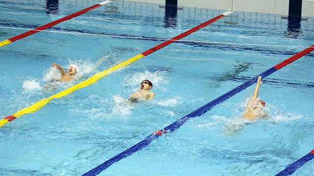 写真:第37回全国JOCジュニアオリンピックカップ 春季水泳競技大会