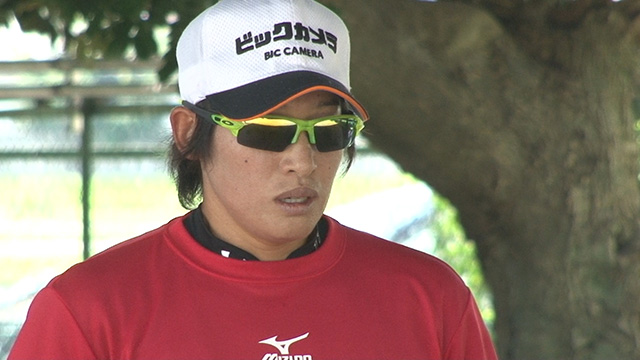 写真:上野由岐子 200勝への道 ~ソフトボールに賭けた16年~