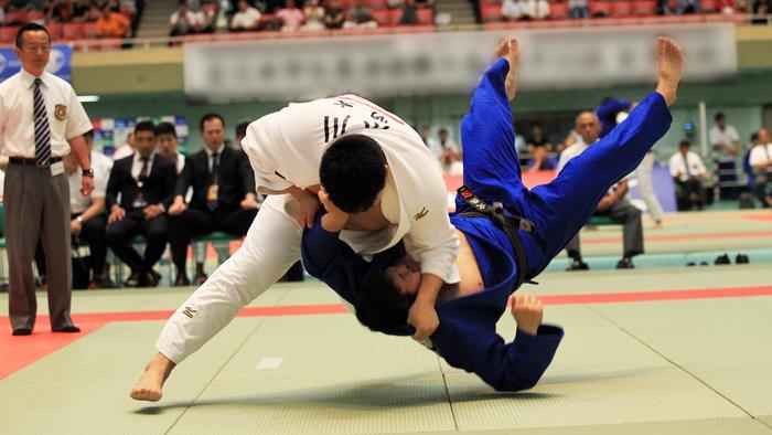 写真:ALSOK Presents 平成30年度 全日本学生柔道優勝大会