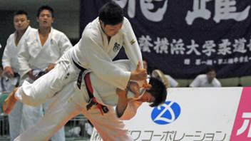 2011年全日本学生柔道優勝大会<br>全日本学生柔道連盟60周年記念大会「頂上を獲れ!」