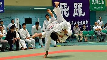 平成26年度 全日本学生柔道体重別選手権大会