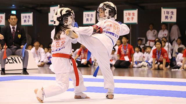 全日本少年少女空手道選手権大会 ゴールデン2時間スペシャル