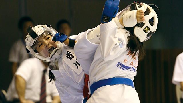 第15回全日本少年少女空手道選手権大会ゴールデン2時間スペシャル